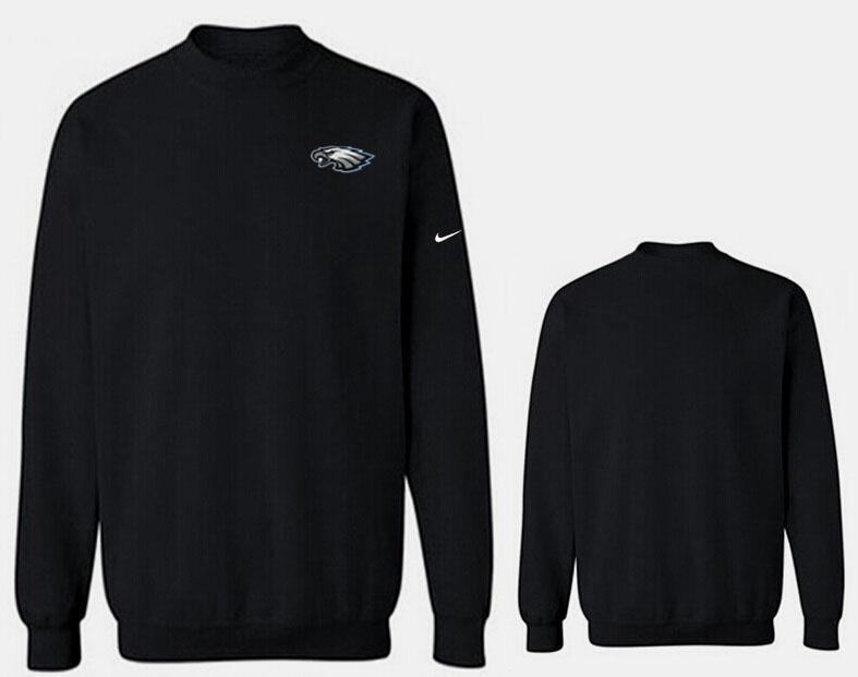 Nike Eagles Fashion Sweatshirt Black6