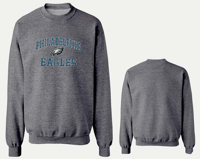Nike Eagles Fashion Sweatshirt D.Grey2