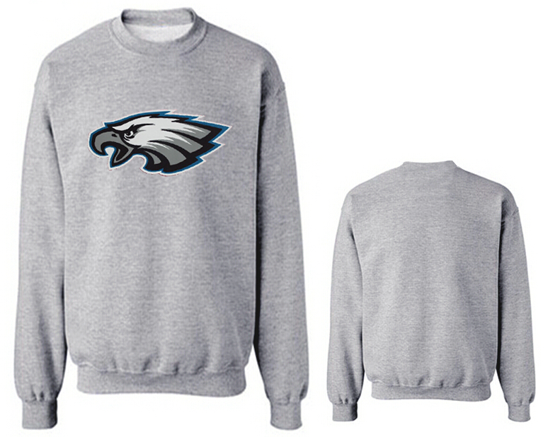 Nike Eagles Fashion Sweatshirt Grey