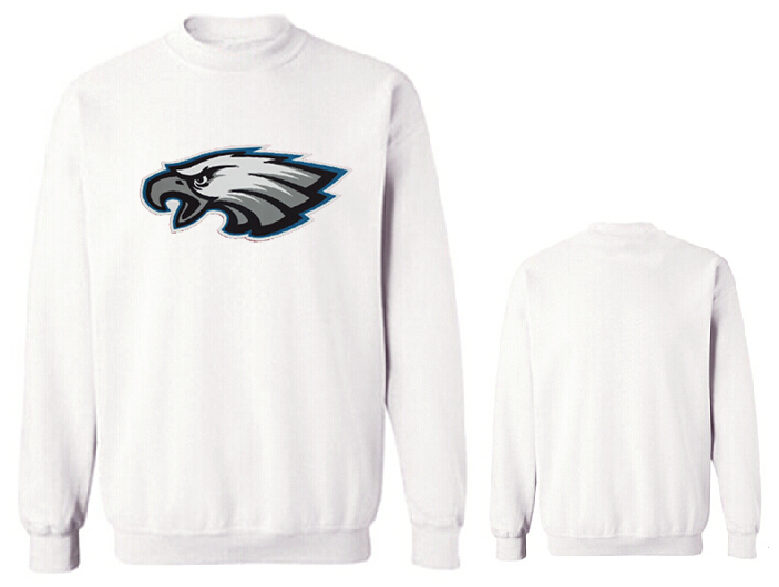 Nike Eagles Fashion Sweatshirt White
