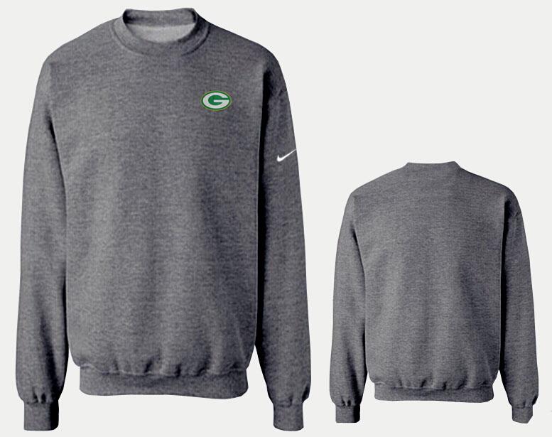 Nike Packers Fashion Sweatshirt D.Grey2