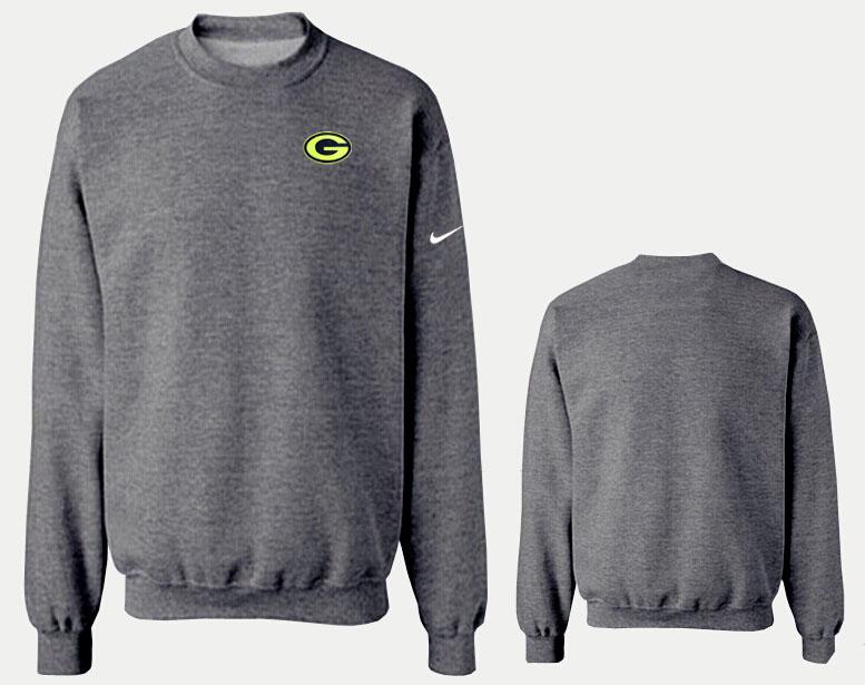 Nike Packers Fashion Sweatshirt D.Grey3
