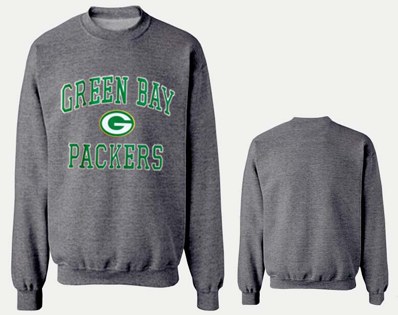 Nike Packers Fashion Sweatshirt D.Grey4