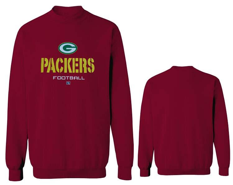 Nike Packers Fashion Sweatshirt D.Red5