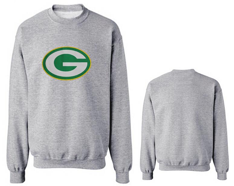Nike Packers Fashion Sweatshirt Grey
