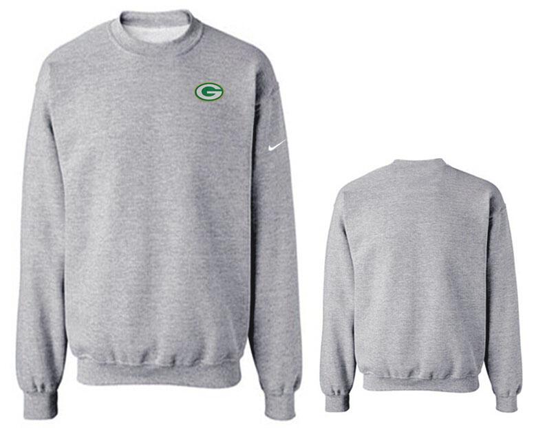 Nike Packers Fashion Sweatshirt Grey2