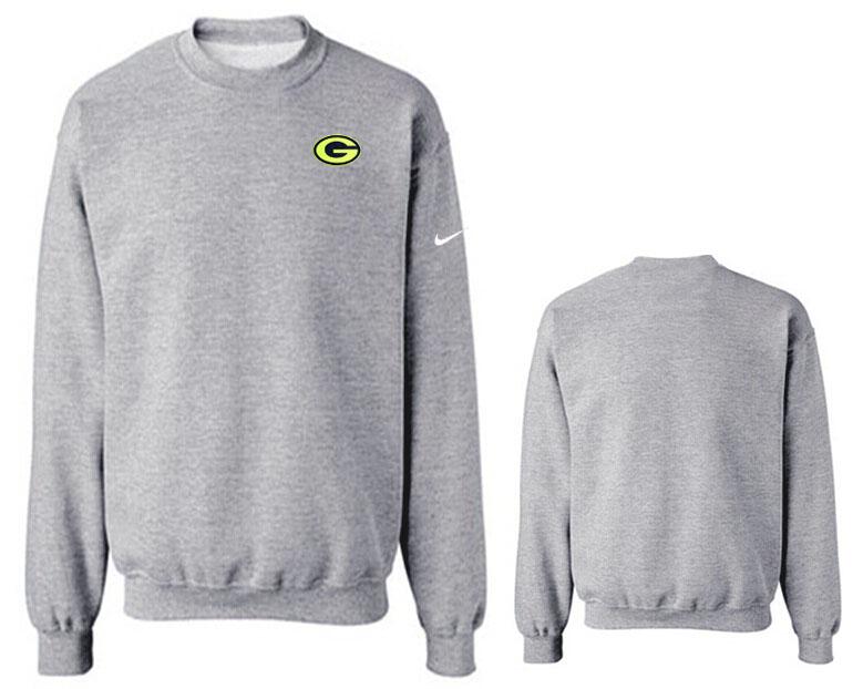 Nike Packers Fashion Sweatshirt Grey3