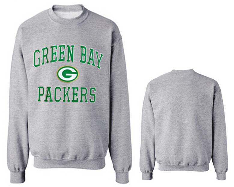 Nike Packers Fashion Sweatshirt Grey4