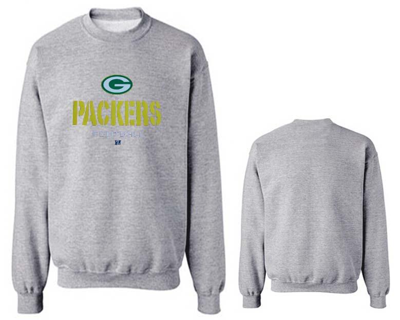 Nike Packers Fashion Sweatshirt Grey5
