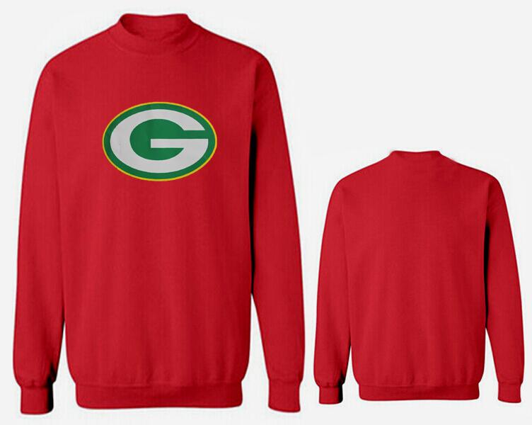 Nike Packers Fashion Sweatshirt Red