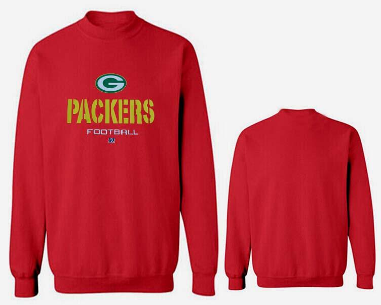Nike Packers Fashion Sweatshirt Red5