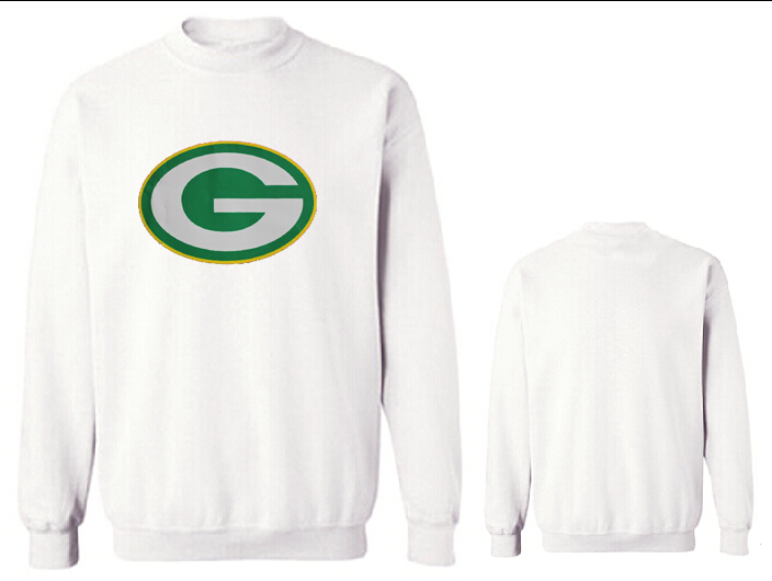 Nike Packers Fashion Sweatshirt White