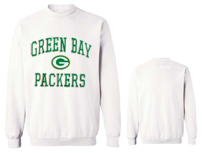 Nike Packers Fashion Sweatshirt White4