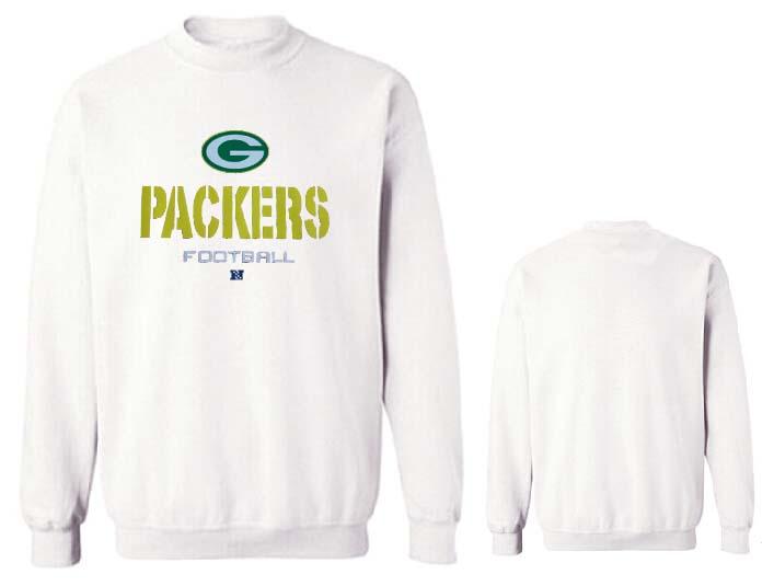 Nike Packers Fashion Sweatshirt White5